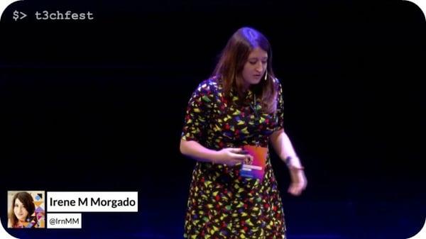 Irene Morgado