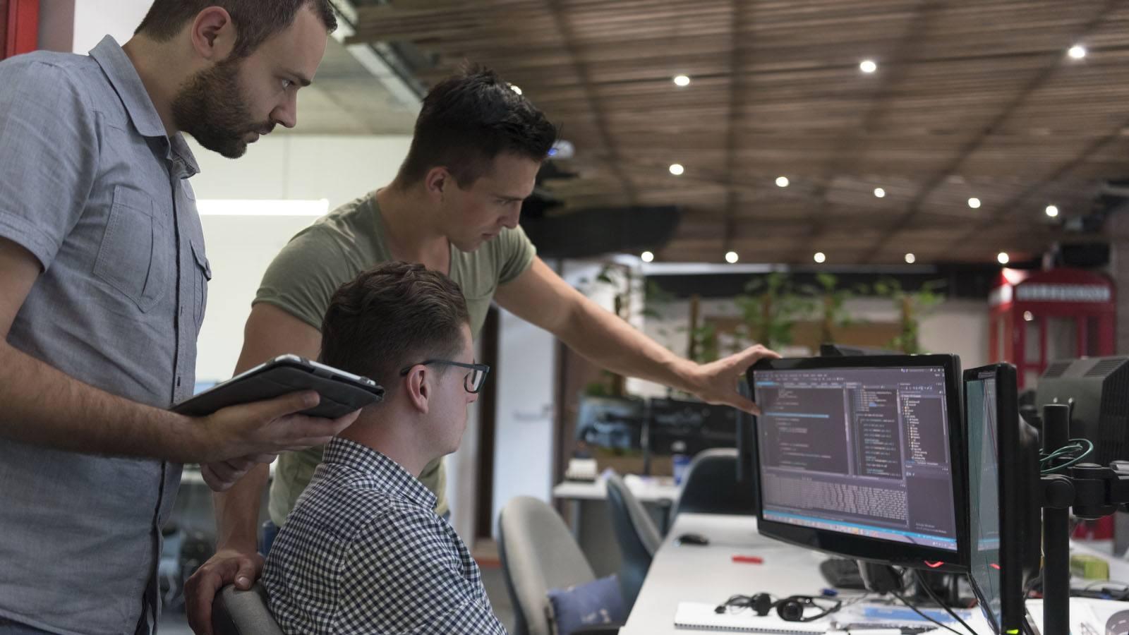 full-stack-developers-trabajo