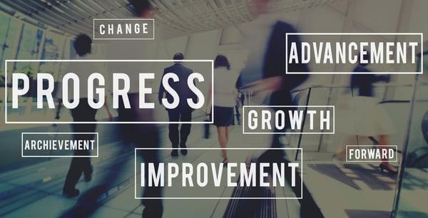 progress-advancement-improvement