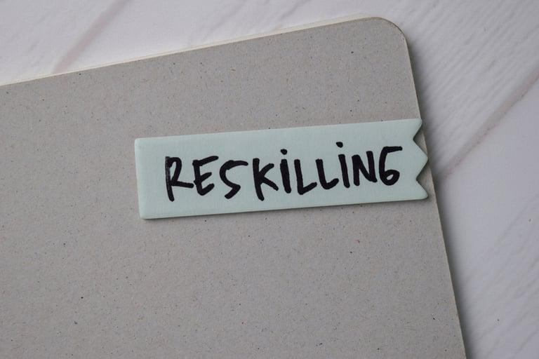 Reskilling en la